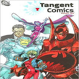 Tangent Comics: Volume 2Books