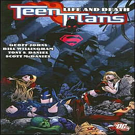 Teen Titans: Volume 5: Life and DeathBooks