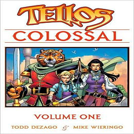 Tellos Colossal: v. 1Books