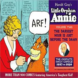 The Complete Little Orphan Annie: v. 2Books