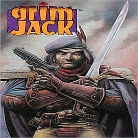 The Legend of GrimJack: v. 1 (Signed and numbered ed)Books