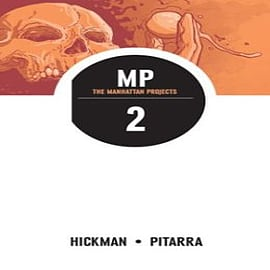 The Manhattan Projects: Volume 2Books