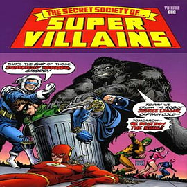 The Secret Society of Super Villains: Volume 1Books