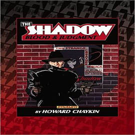 The Shadow: Blood and JudgmentBooks