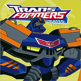 Transformers Animated: v. 12Books