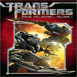 Transformers Movie Collection: v. 1Books