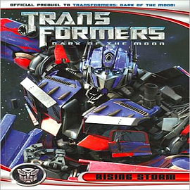 Transformers: Dark of the Moon: Rising StormBooks