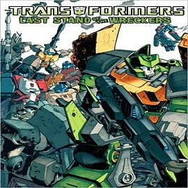 Transformers: Last Stand of the WreckersBooks