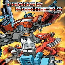Transformers: Volume 1: For All MankindBooks