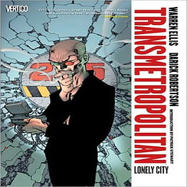 Transmetropolitan: Vol 5: Lonely City (New edition)Books