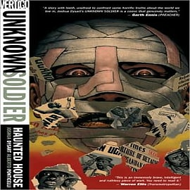 Unknown Soldier: Vol 1: Haunted HouseBooks