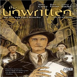Unwritten: Vol 5: On to GenesisBooks