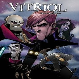 Vitriol the HunterBooks