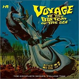 Voyage to the Bottom of the Sea: v. 2: Complete SeriesBooks