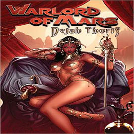Warlord of Mars: Dejah Thoris: Volume 1: Colossus of MarsBooks