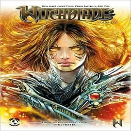 Witchblade: v. 2: AwakeningsBooks