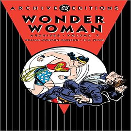 Wonder Woman Archives: Volume 7Books
