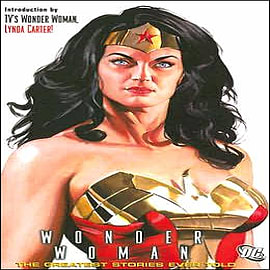 Wonder Woman the Greatest Stories Ever ToldBooks