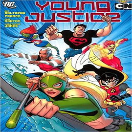 Young Justice: Volume 1Books