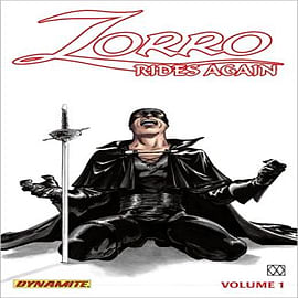 Zorro Rides Again: Volume 1Books