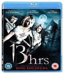 13 HoursBlu-ray