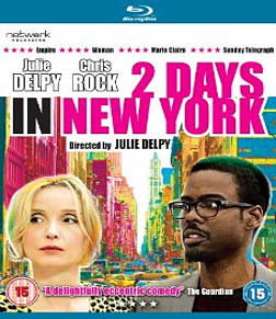 2 Days in New YorkBlu-ray