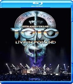 Toto - 35th Anniversary Tour - Live In PolandBlu-ray