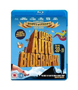 A Liar's Autobiography: The Untrue Story of Monty Python's Graham ChapmanBlu-ray