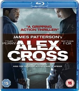 Alex CrossBlu-ray