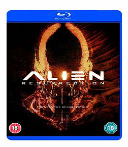 Alien ResurrectionBlu-ray