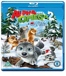 Alpha And Omega 2Blu-ray
