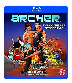 Archer - Season 2Blu-ray