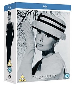 Audrey Hepburn CollectionBlu-ray