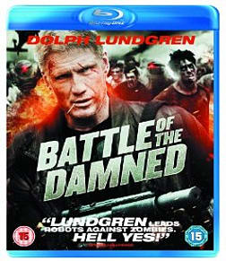 Battle Of The DamnedBlu-ray