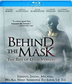 Behind the Mask: The Rise of Leslie Vern [US Import]Blu-ray