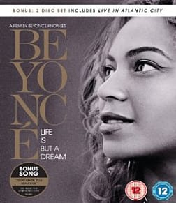 Beyonce - Life is But a DreamBlu-ray