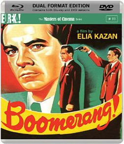 Boomerang! Masters of CinemaBlu-ray