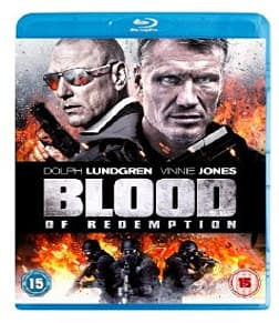Blood Of RedemptionBlu-ray