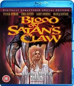 Blood on Satans ClawBlu-ray