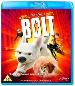 Bolt : Walt Disney Home EntertainmentBlu-ray