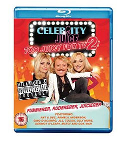 Celebrity Juice - Too Juicy for TV 2!Blu-ray