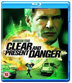 Clear and Present DangerBlu-ray