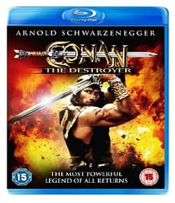 Conan the Destroyer 1984Blu-ray