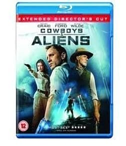 Cowboys and Aliens - Extended Directors CutBlu-ray