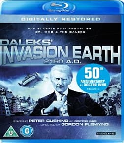 Daleks - Invasion Earth 2150 A.D.Blu-ray