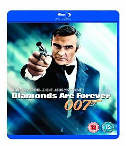 Diamonds Are ForeverBlu-ray