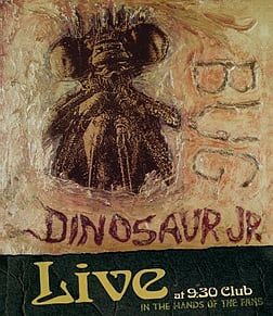 Dinosaur Jr: Bug - Live at 9.30 Club: In the Hands of the FansBlu-ray