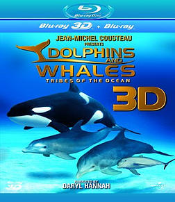 Dolphins & Whales 3D + Blu-rayBlu-ray