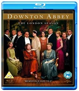 Downton Abbey: The London Season (Christmas Special 2013)Blu-ray