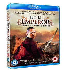 Emperor & The White SnakeBlu-ray